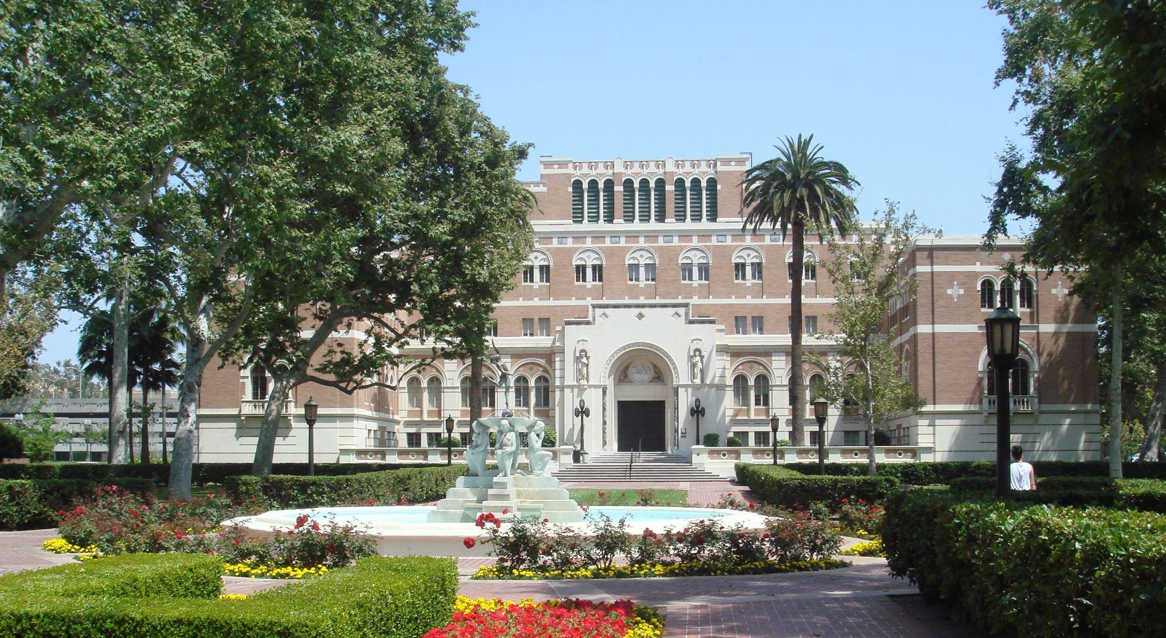 Αποτέλεσμα εικόνας για University of Southern California