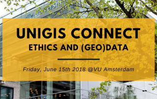 UNIGIS Connect @VU Amsterdam
