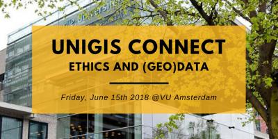 UNIGIS Connect @VU Amsterdam
